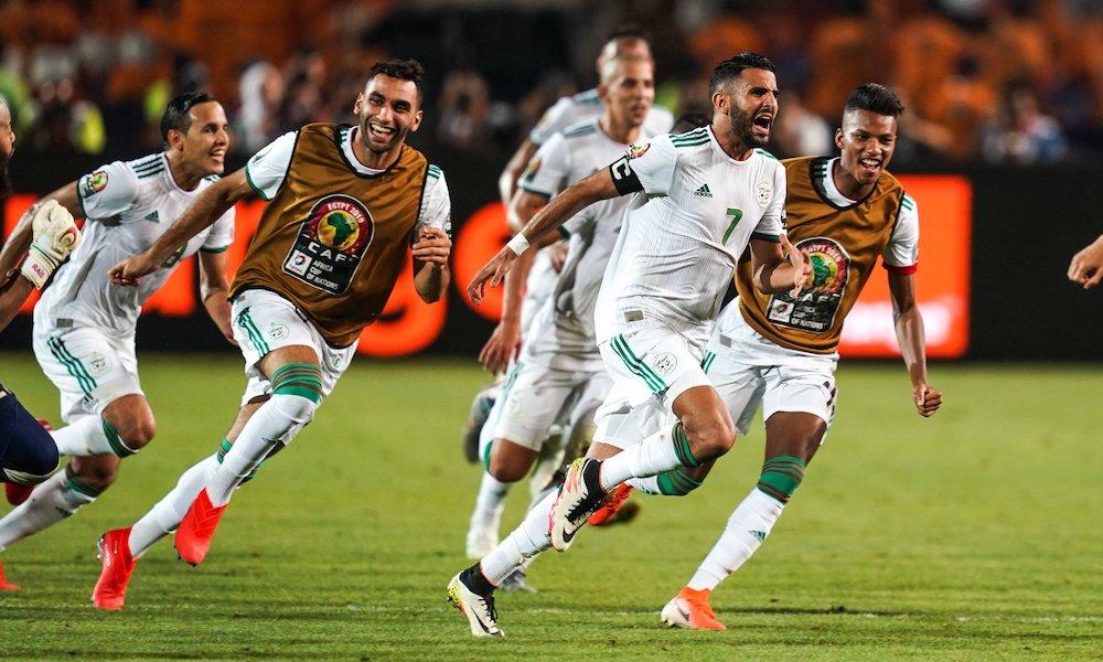 Les meilleurs tweets après la victoire de l'Algérie face au Nigeria