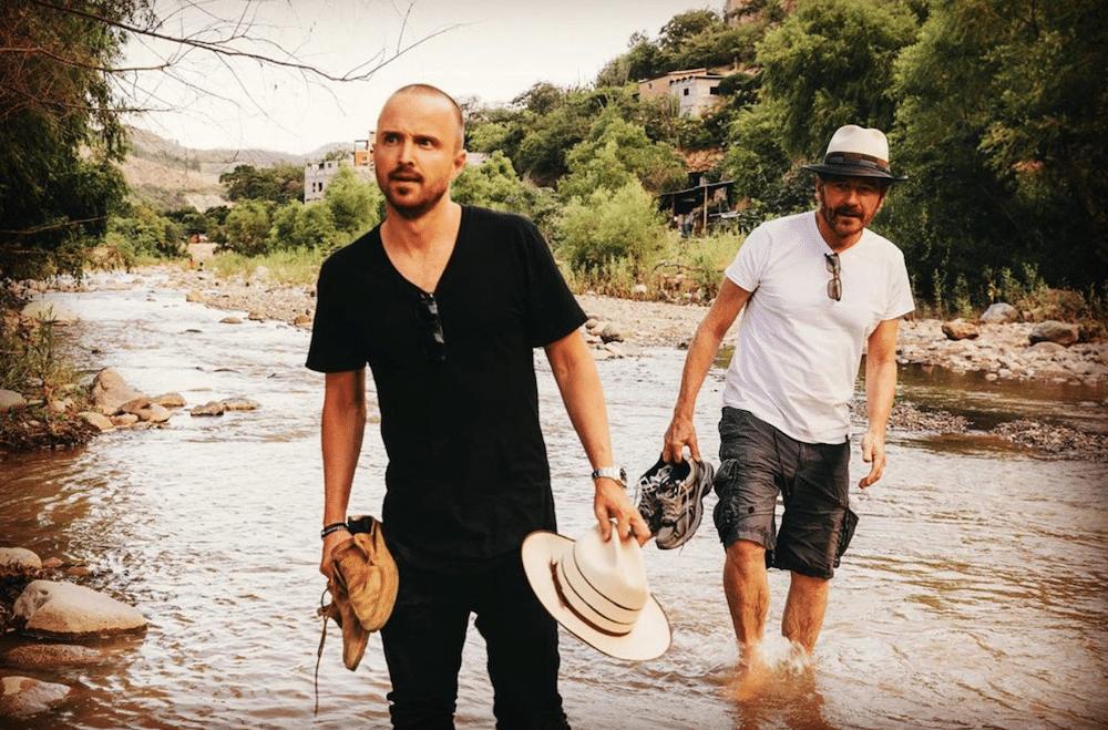 Breaking Bad : Aaron Paul et Bryan Cranston poursuivent le teasing du film