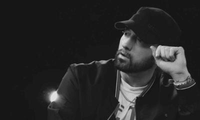 Une nouvelle biographie d'Eminem sera publiée en octobre
