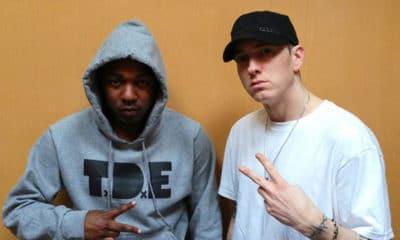 Avec ce record, Kendrick et Eminem marquent le rap à jamais