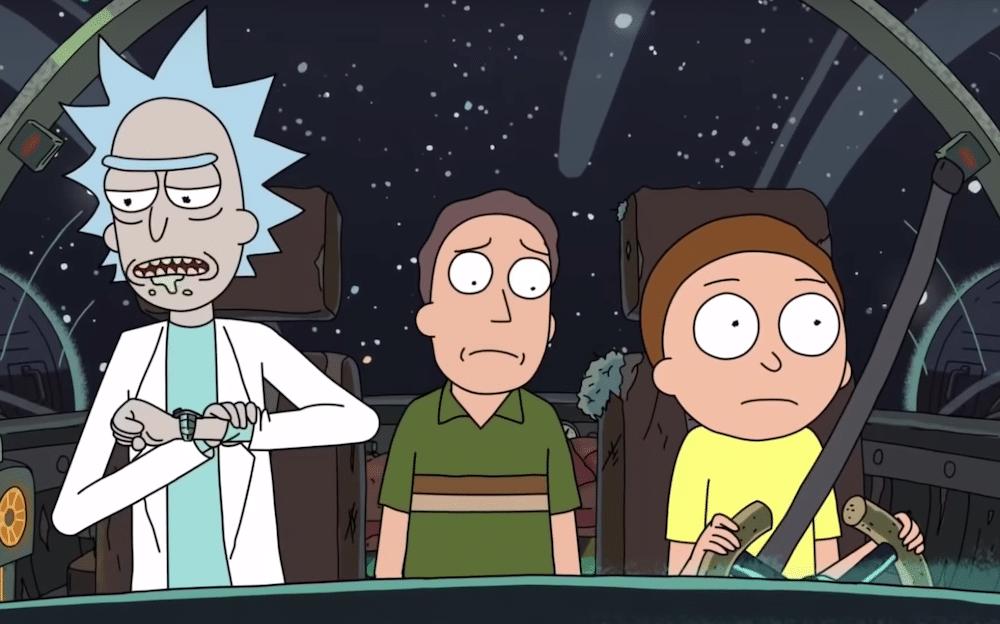 Voici comment apparaître dans la prochaine saison de Rick et Morty