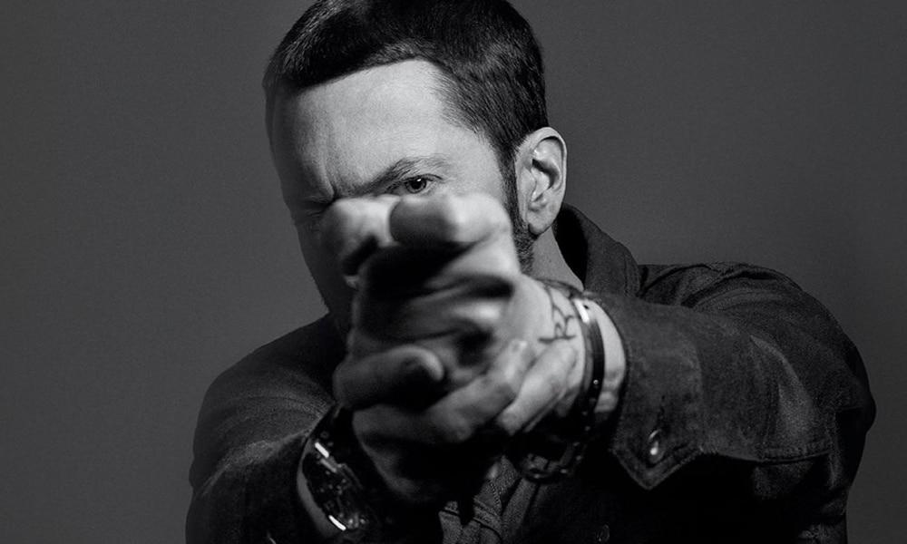 Eminem s'énèrve sur Twitter : que prépare-t-il ?