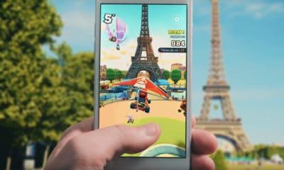 """""""Mario Kart"""" sur mobile, la date de sortie enfin annoncée"""