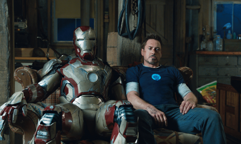 Ok, Robert Downey Jr. pourrait bien reprendre le costume d'Iron Man