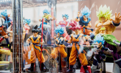"Plongez dans le musée ""Dragon Ball"" de Hitoshi Uchida"