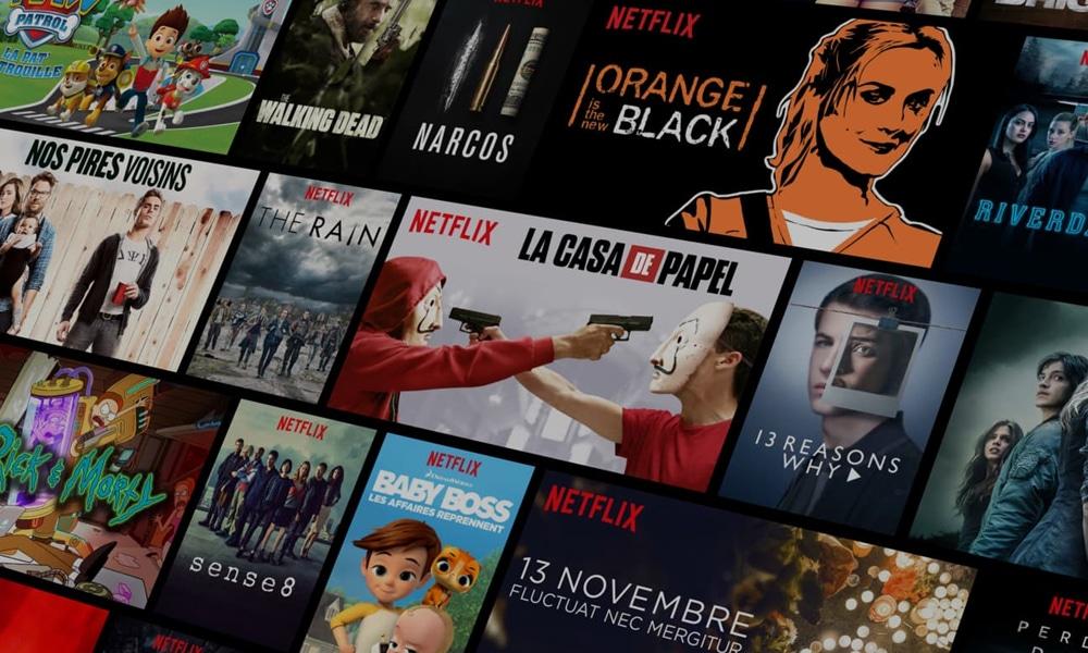 Netflix tente des sorties d'épisodes hebdomadaires