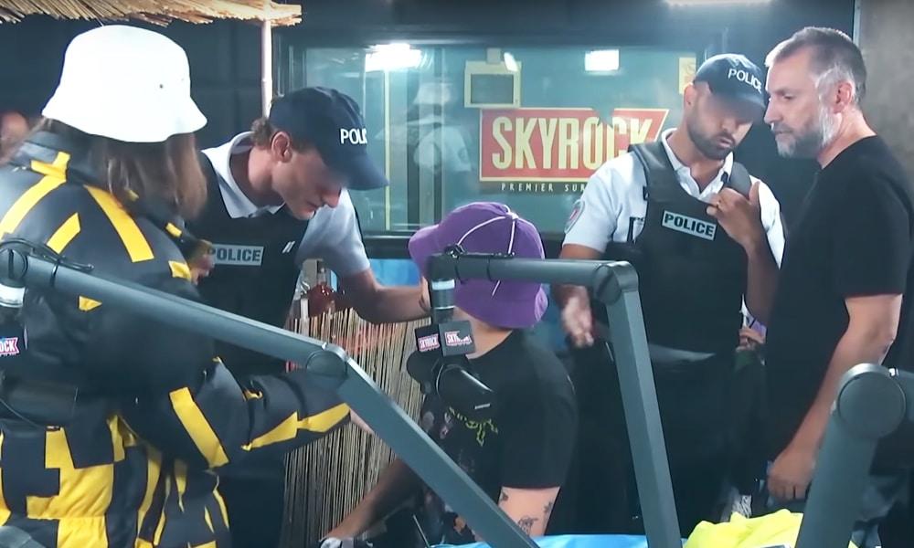 Fake ou pas : Le Poto Rico se fait embarquer en direct sur Skyrock