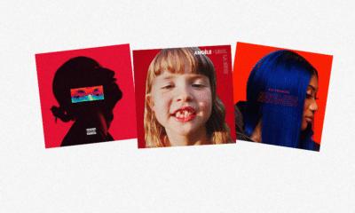 Angèle, Lomepal, Aya Nakamura : pourquoi toutes les rééditions d'albums sont rouges ?
