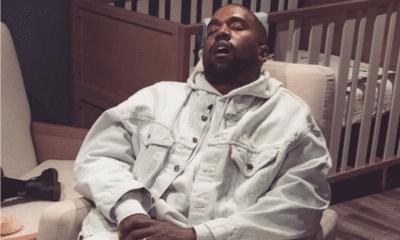 """""""YANDHI"""" de Kanye West a été balancé intégralement sur Spotify"""
