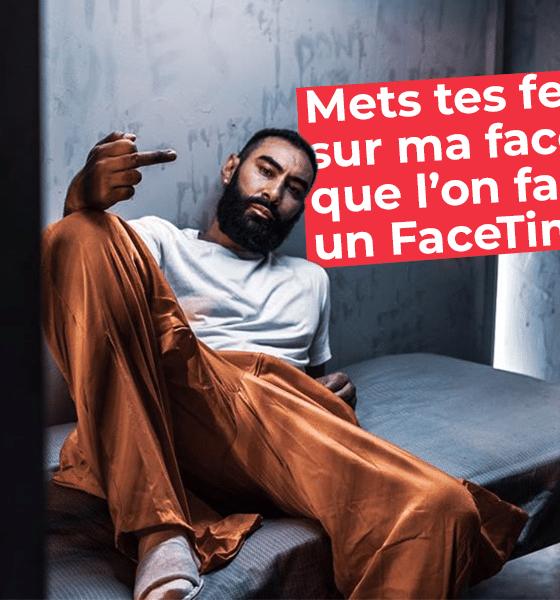 La Fouine et le problème de l'évolution des textes de rap français