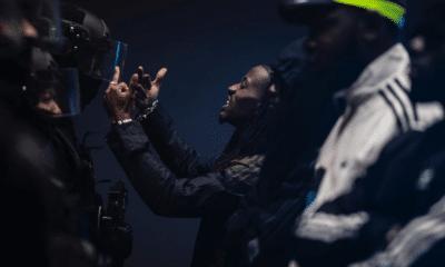 """«Mort aux porcs» : censuré, le clip de """"Fuck le 17"""" de 13 Block fait débat"""
