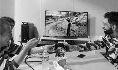 En voyage au Japon, Ademo de PNL a pu découvrir le troisième volet de la saga Shenmue en avant-première avec le créateur du jeu, Yu Suzuki.