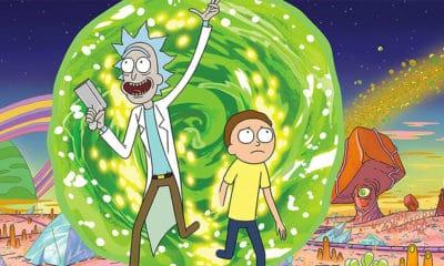 La saison 4 de Rick et Morty fuite sur Pornhub