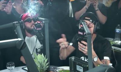 """Roméo Elvis, Caballero et JeanJass freestylent """"J'apprécie a moitié"""" sur Skyrock"""