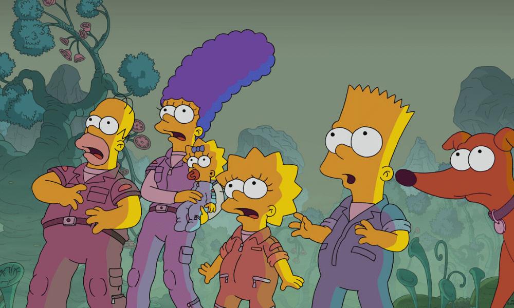 Il ne reste peut-être qu'une seule saison aux Simpson