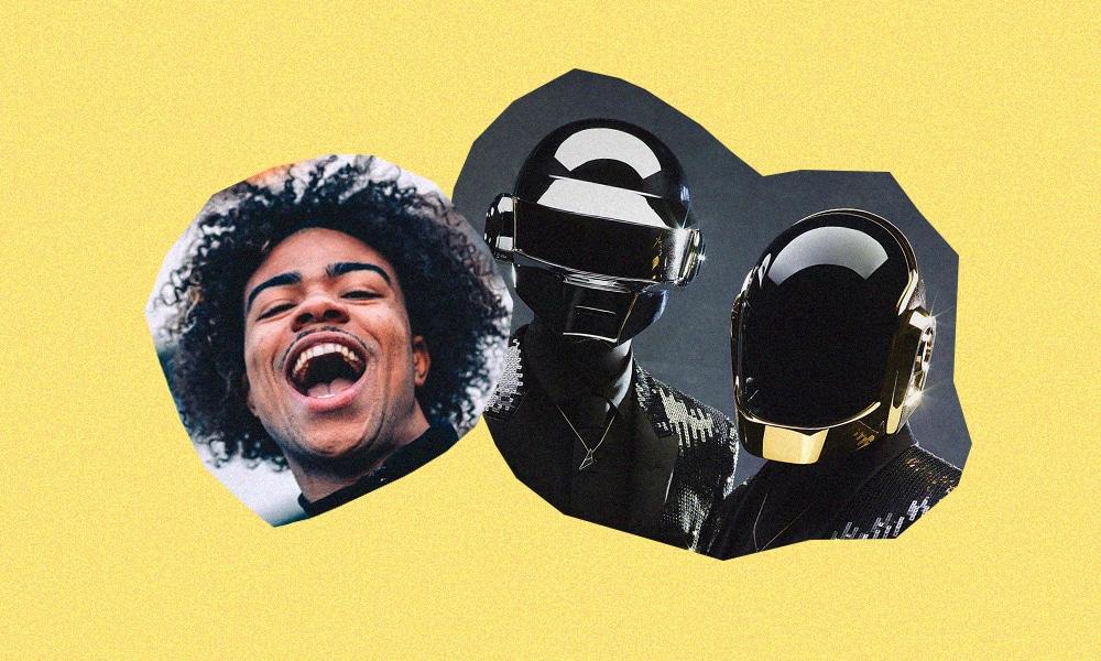 Gambi s'apprête à reprendre du Daft Punk ?