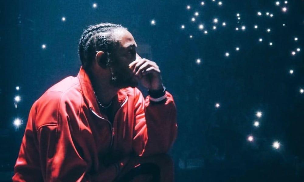 On a enfin un signe de vie de Kendrick Lamar