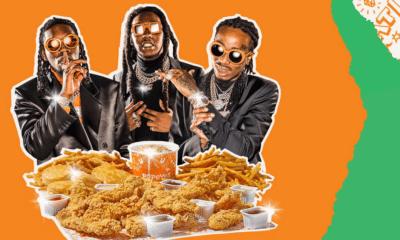 Oui, les Migos sont désormais un menu fast-food