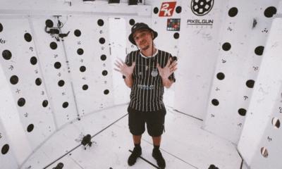 Mister V au milieu de Drake et 2 Chainz pour la BO de NBA 2K