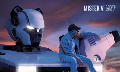 L'improbable annonce de l'album de Mister V avec Jul et Dosseh