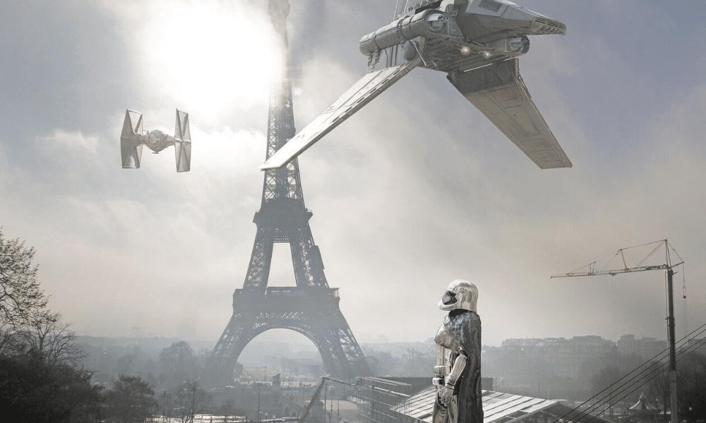 Quand l'univers de Star Wars débarque à Paris