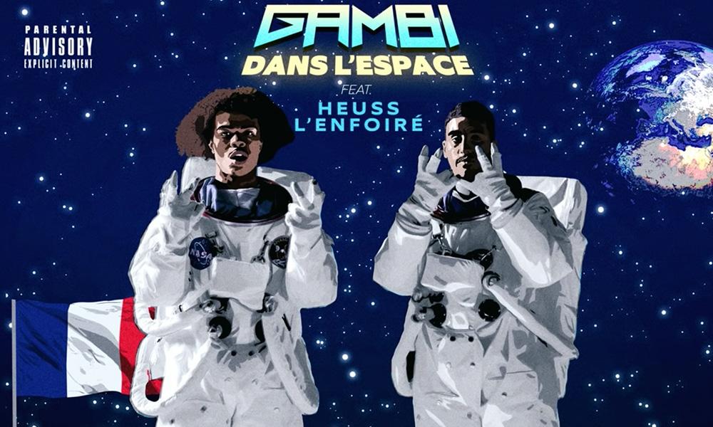 Cette nouvelle journée de sorties marque surtout un duel de blockbusters dans les charts, avec les sorties respectives de « Dans l'espace » de Gambi et Heuss L'enfoiré et « Blanche » de Booba et Maes.