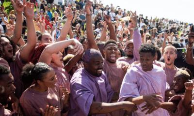 Le Sunday Service de Kanye West passera-t-il en France en 2020 ?