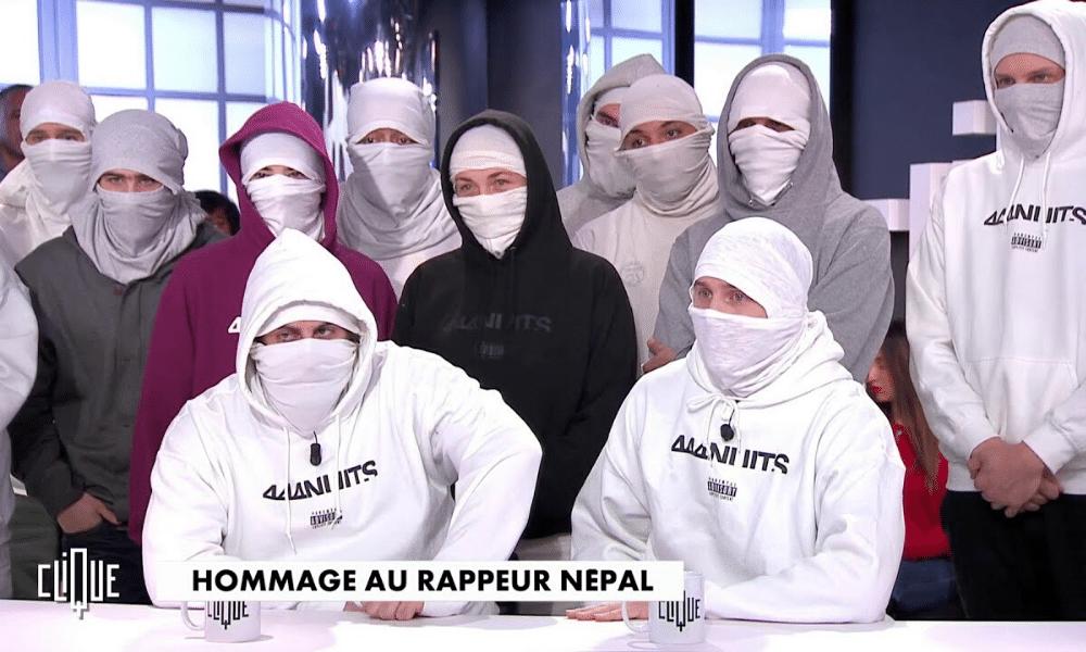 Chez Clique, le superbe hommage des proches de Népal