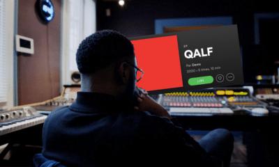 """Sur Spotify, un """"QALF"""" provisoire en attendant le vrai """"QALF"""""""