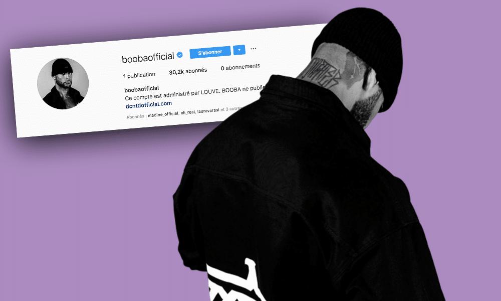 Booba est revenu sur Instagram, mais qui est Louve ?