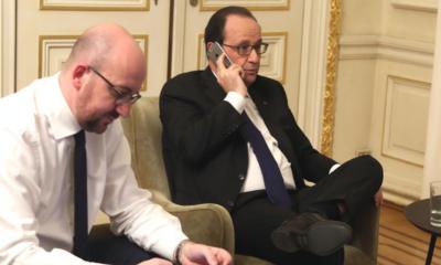François Hollande : «J'écoute plus Booba que PNL et Jul»
