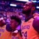 L'éblouissant au revoir des Lakers et de LeBron James à Kobe Bryant