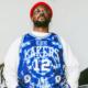 Les stars du rap US design des maillots NBA inédits