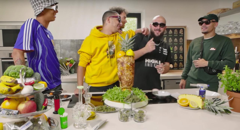La recette parfaite du shit-kebab avec Caballero, JeanJass et Mister V
