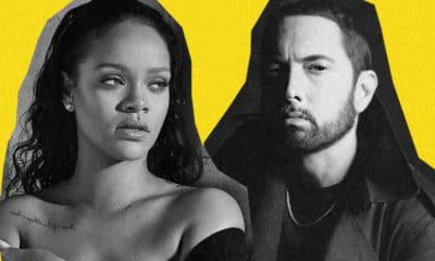 Rihanna et Eminem sortent de leur grotte et nous offrent un nouveau titre chacun