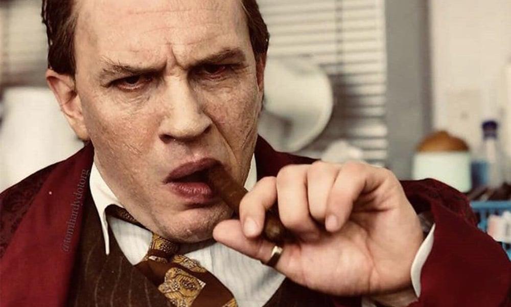 Tom Hardy Capone