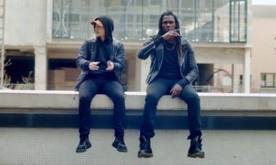 """Sur Twitter, Doums parle d'un remix de """"Martin Eden"""" avec Nekfeu"""