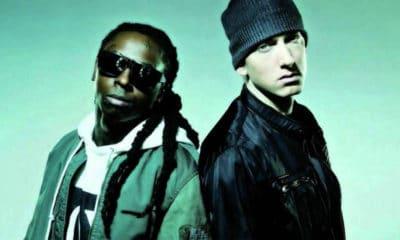 5 choses à retenir de l'interview entre Eminem et Lil Wayne