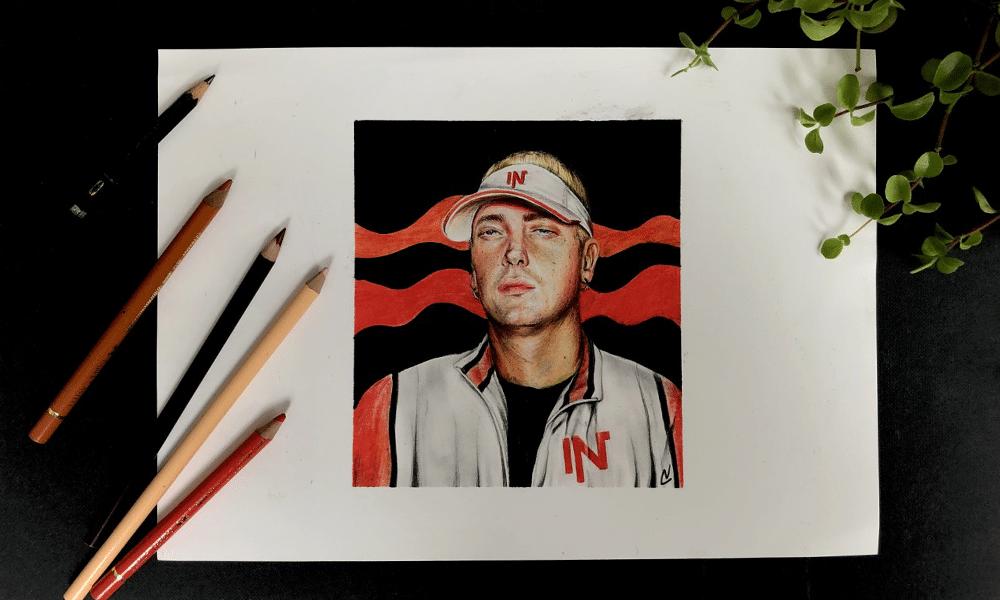 Eminem cover album