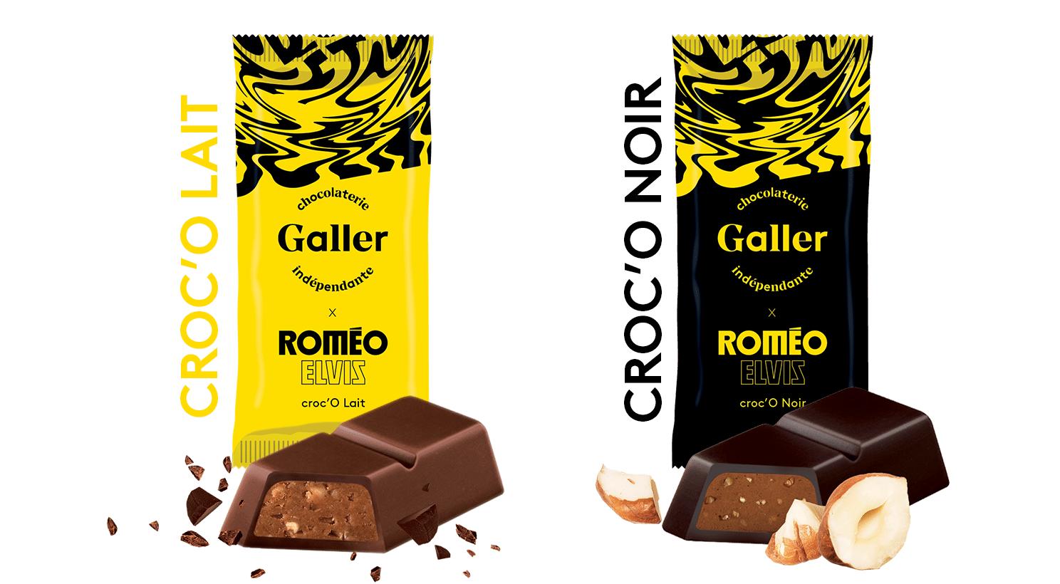 roméo elvis chocolat