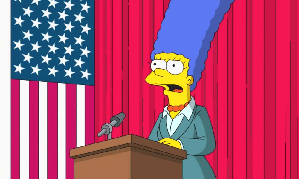 Marge Simpson répond à la conseillère de Trump Jenna Ellis