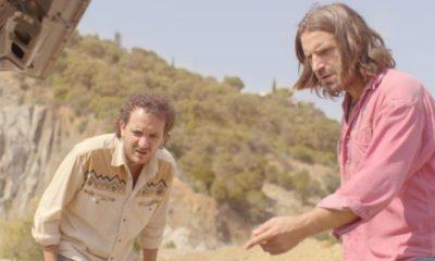 Le réalisateur Quentin Dupieux revient avec son dernier film, Mandibule, avec le duo du Palmashow et un certain Romeo Elvis pour le casting.