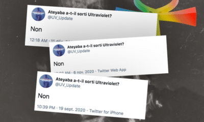 ateyaba ultraviolet update