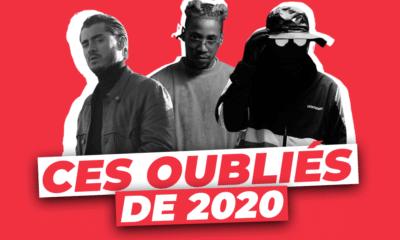 OUBLIÉS 2020