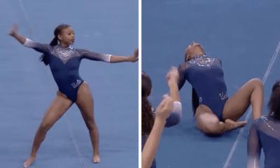 nia dennis gymnaste