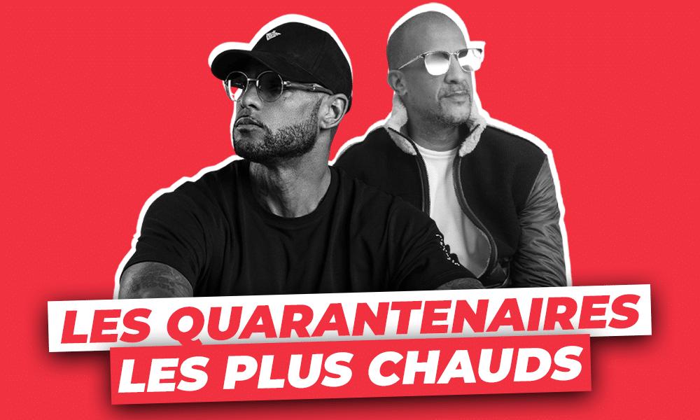 On a classé les quarantenaires les plus chauds du rap français