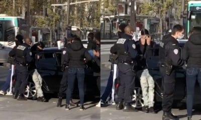 Freeze Corleone arrêté par la police en plein Paris
