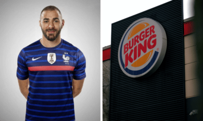 burger king benzema