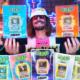 Lorenzo touche le pactole avec ses cartes Pokémon