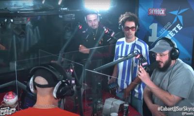 Caballero et Jeanjass invitent Roméo Elvis et Yvick pour un gros freestyle
